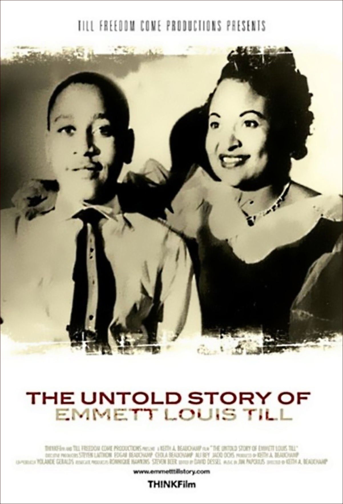 The Untold Story of Emmett Till Film Poster